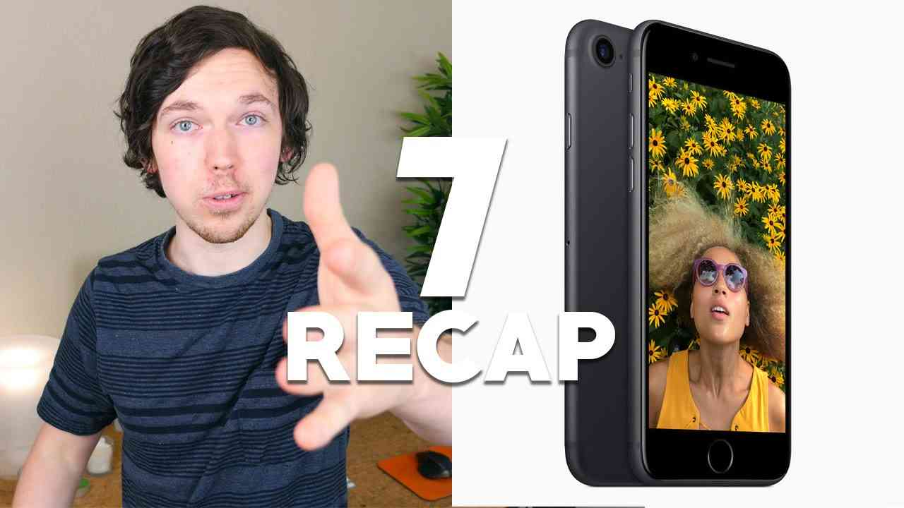 Apple Event Recap: iPhone 7, iPhone 7 Plus, Apple Watch Series 2 and More!