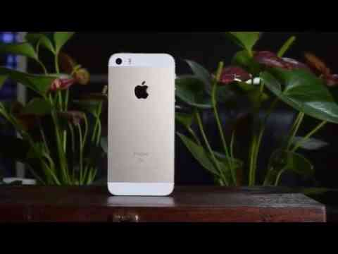 Apple iPhone SE Unboxing