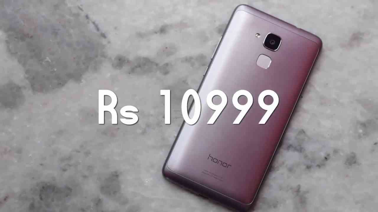 Honor 5C Hands On and First Impressions
