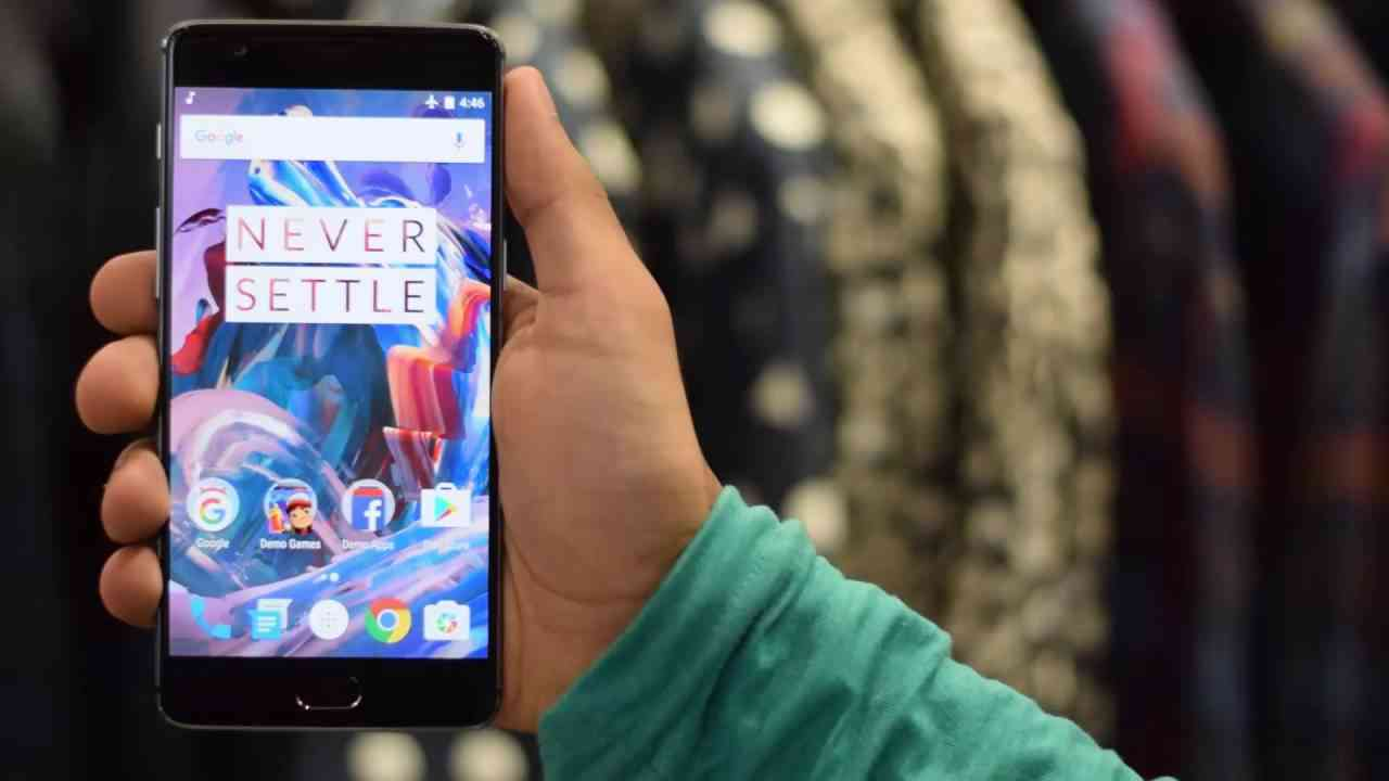 OnePlus 3 Hands On and First Impressions
