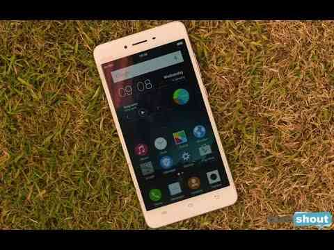 Vivo V3 Max Hands On at Launch Event