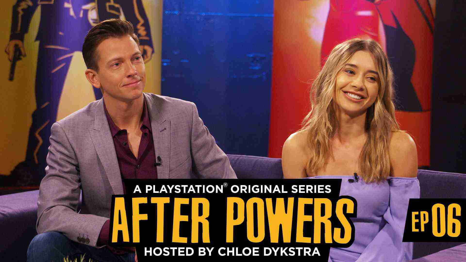 AFTER POWERS : LETS TALK POWERS EPISODE 8