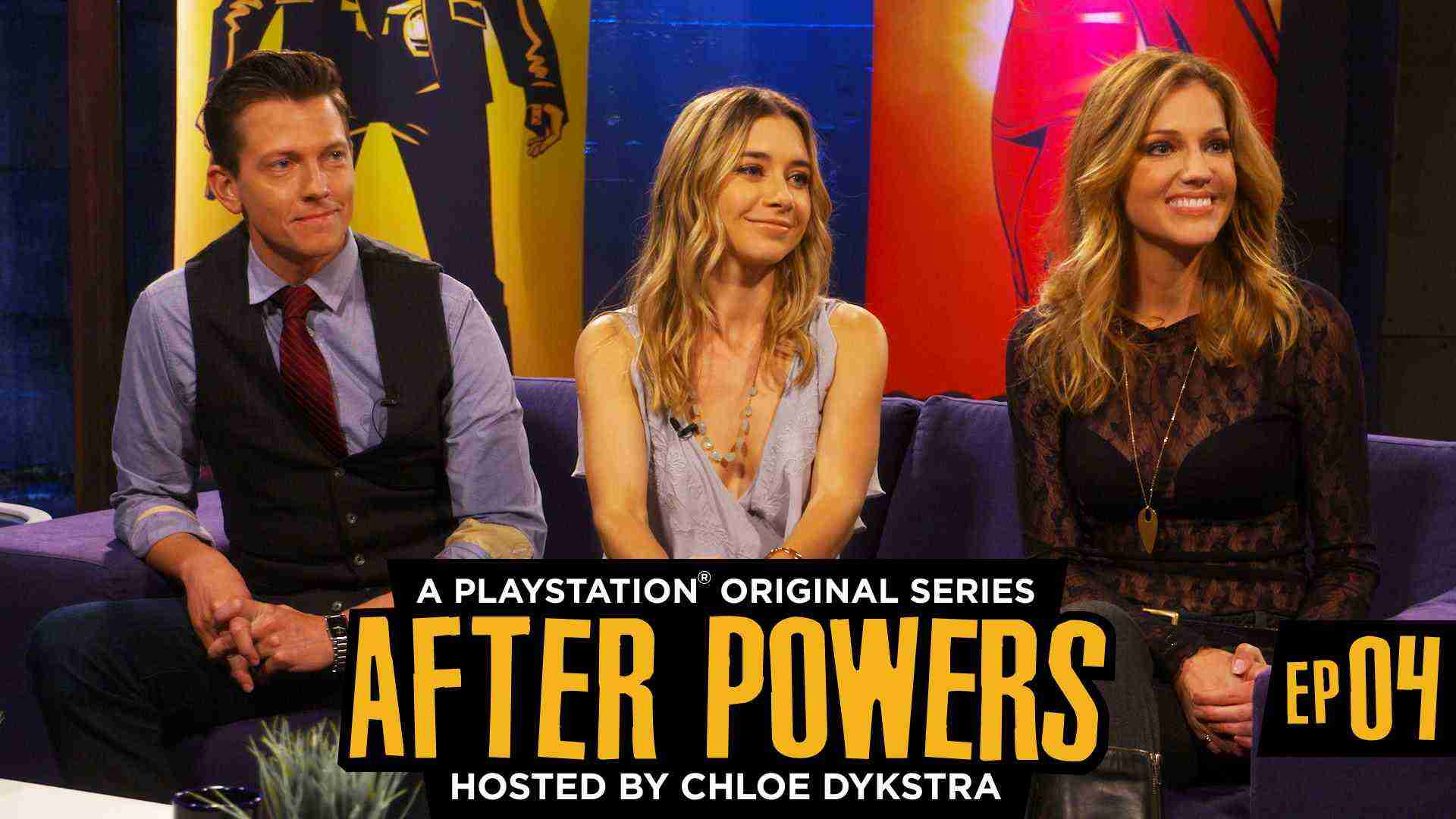 AFTER POWERS: Let's talk POWERS episode 6