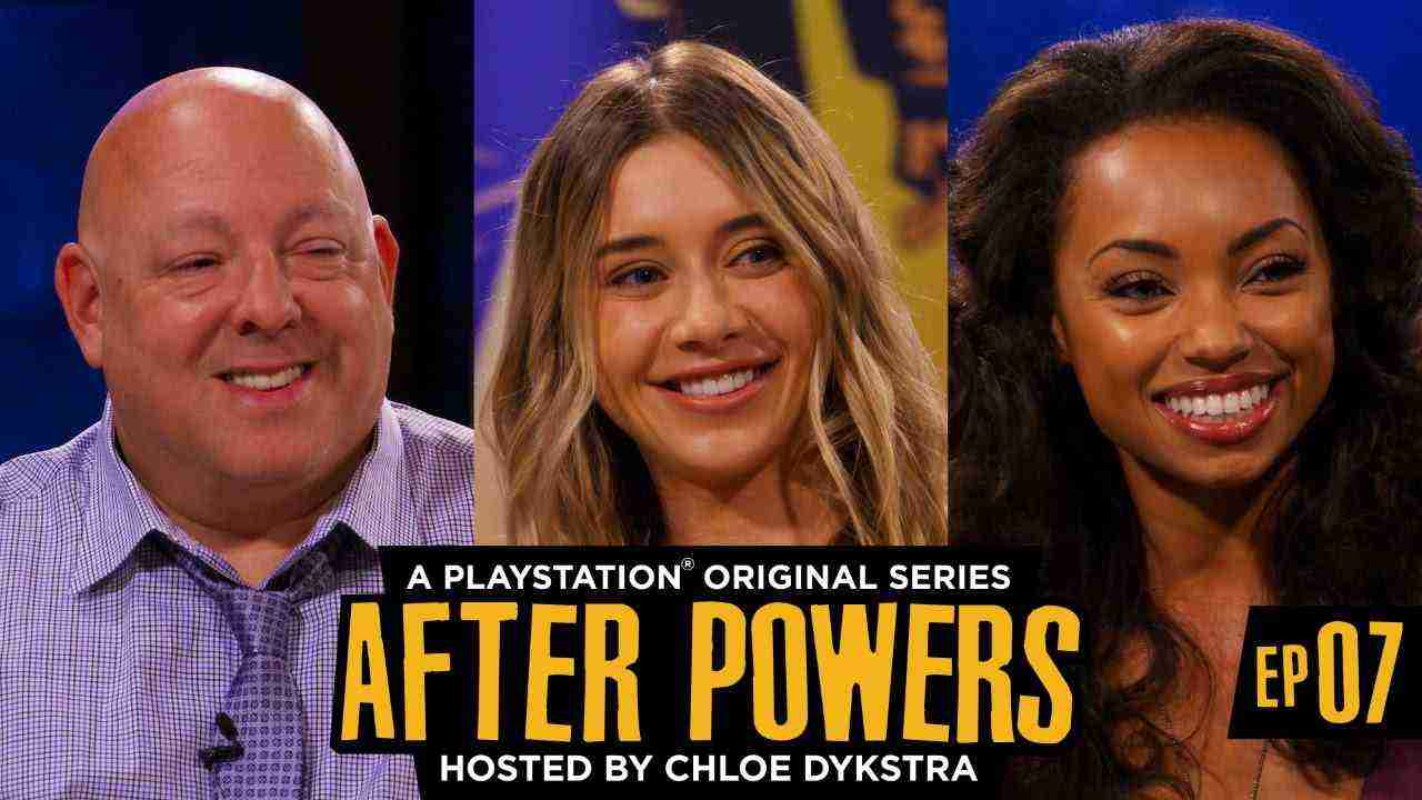 AFTER POWERS: LETS TALK POWERS EPISODE 9