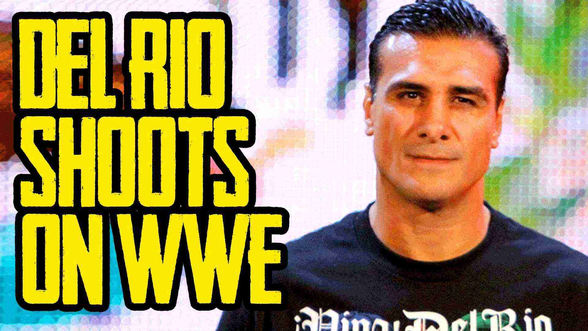 ALBERTO DEL RIO SHOOTS ON WWE! (WWE Raw Recap and Results 9/12/16)
