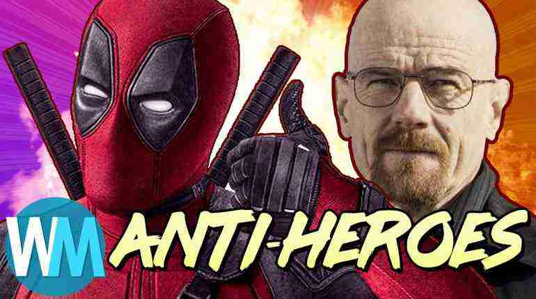 Anti-Heroes: What Makes Them Different? – Troped!