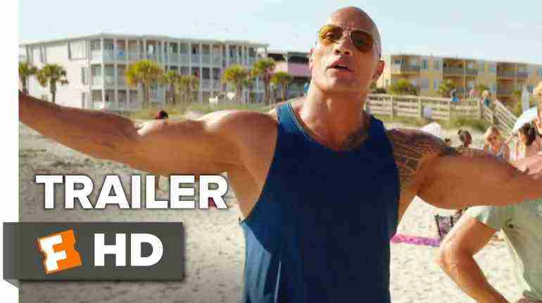 Baywatch Official Trailer – Teaser (2017) – Dwayne Johnson Movie