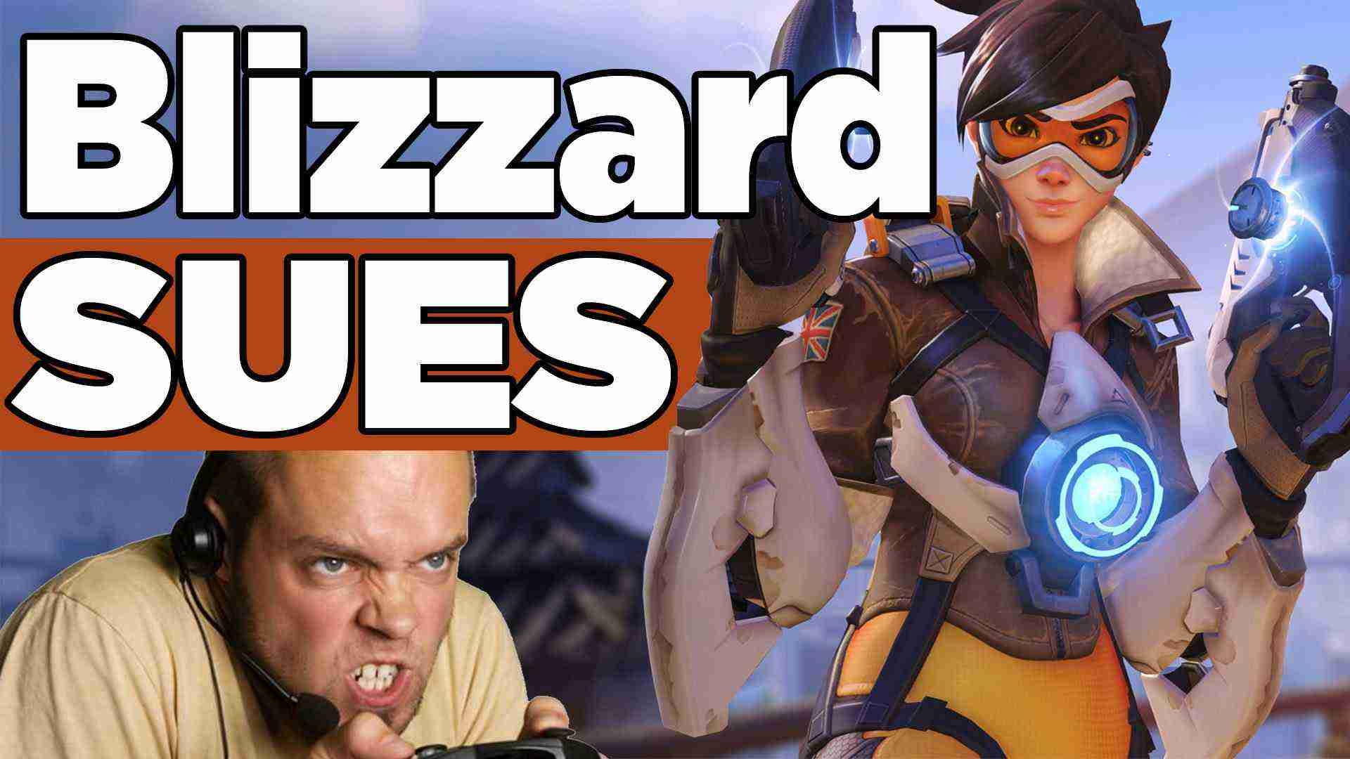 Blizzard SUES Overwatch Cheat Maker – Inside Gaming Daily
