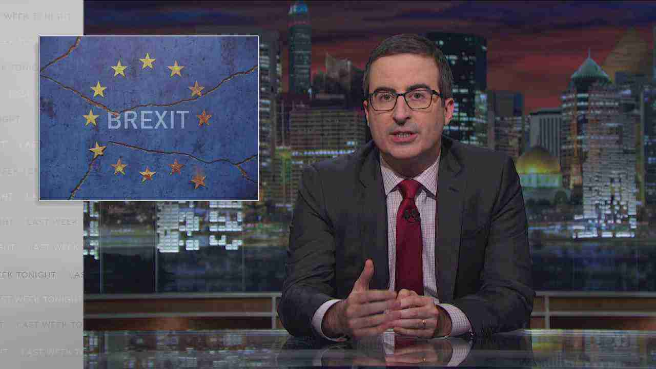 Brexit Update: Last Week Tonight With John Oliver (HBO)