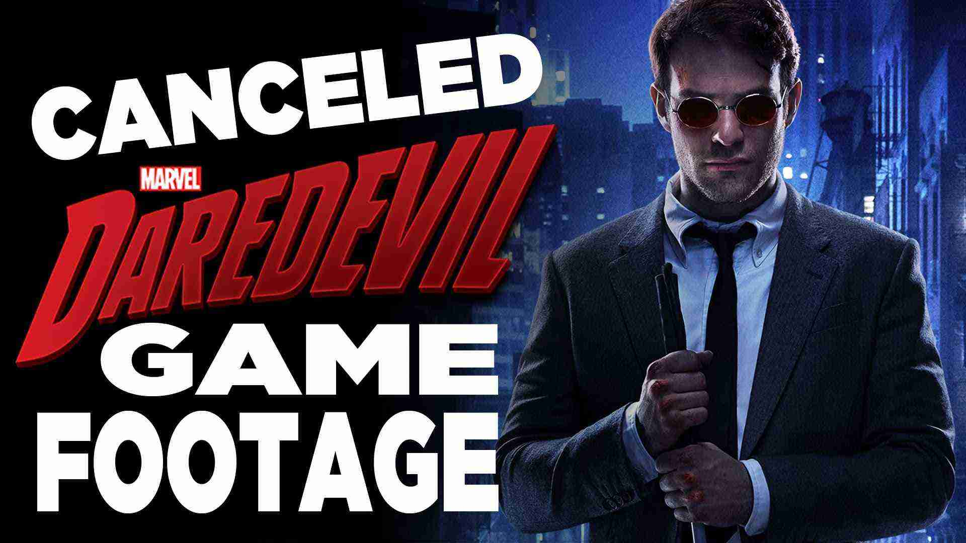 Canceled Daredevil Game Footage – Inside Gaming Daily