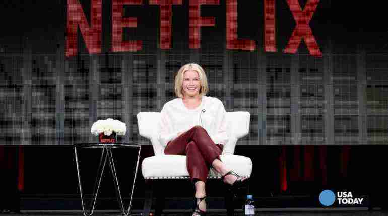 Chelsea Handler's Netflix talk show shifts to weekly format