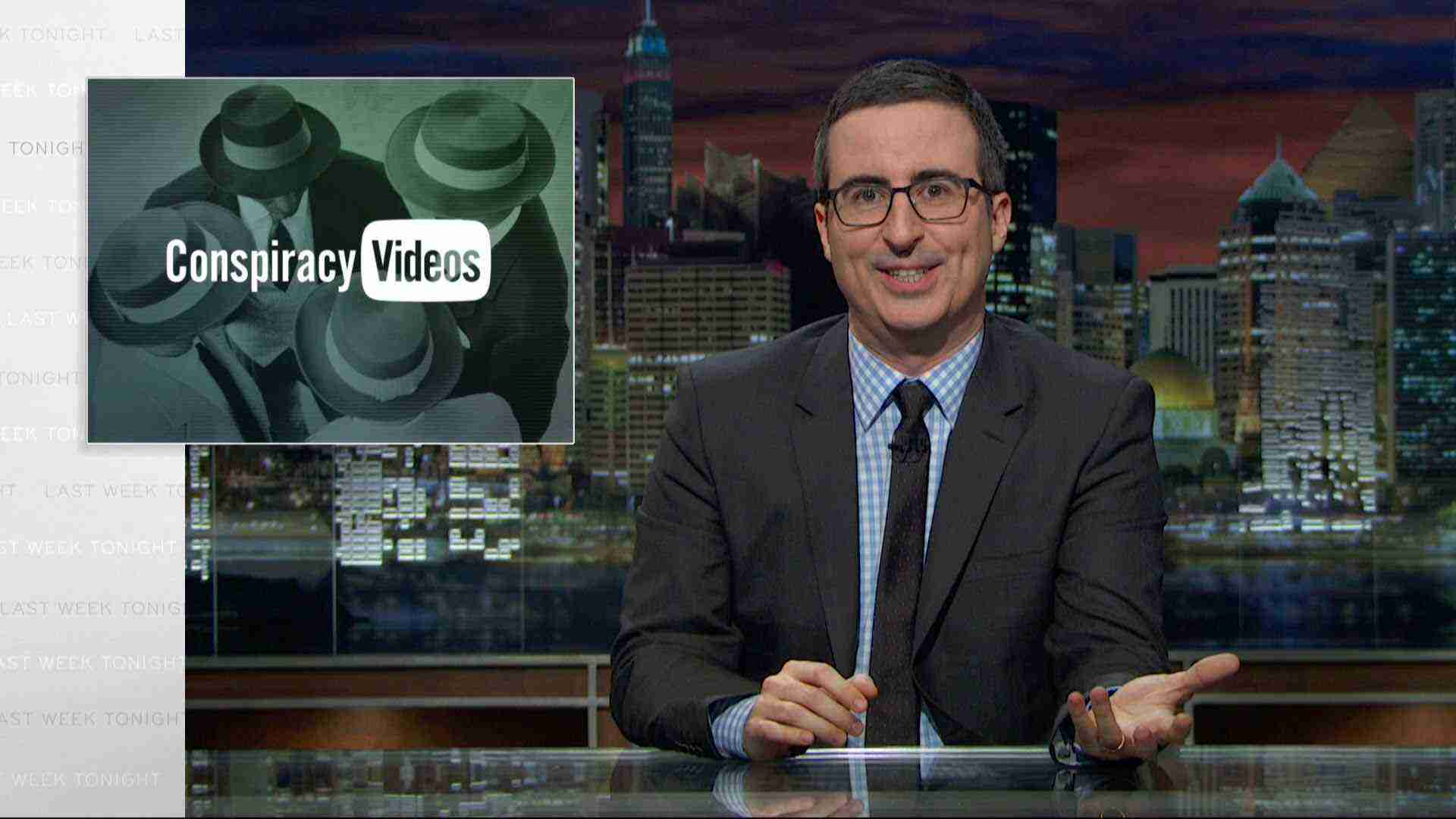 Conspiracies (Web Exclusive): Last Week Tonight with John Oliver (HBO)