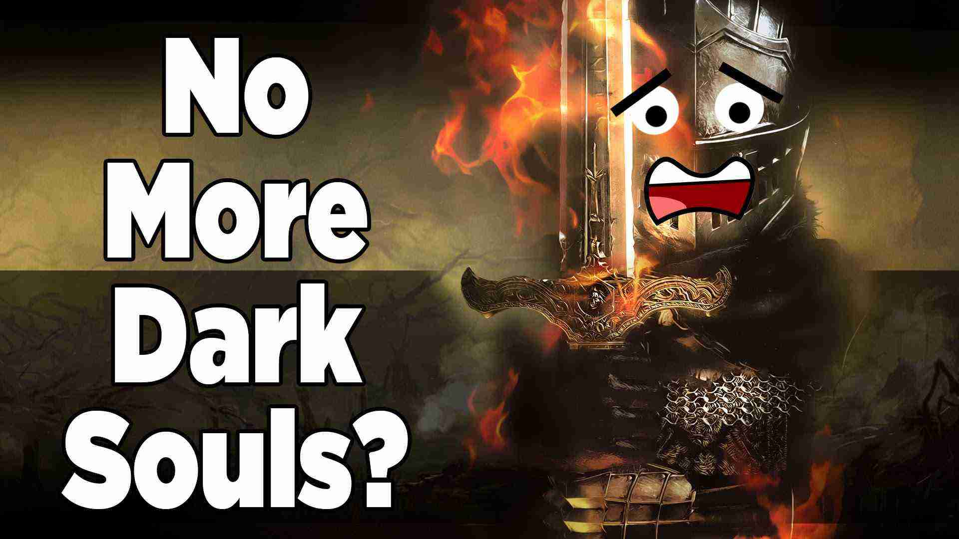 Dark Souls Going Away Forever? AND Gears Of War 4 Preview – IGD