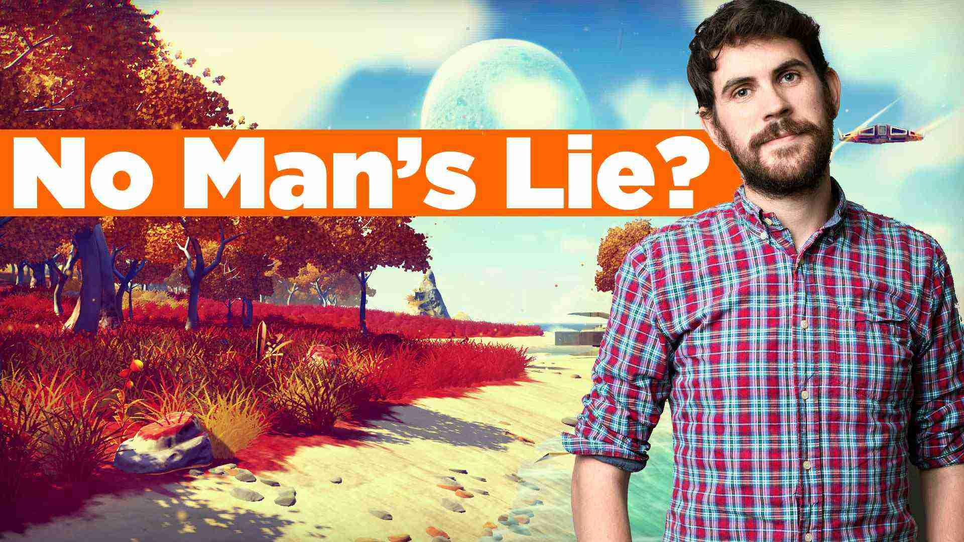 Did No Man's Sky Lie? – Inside Gaming Daily