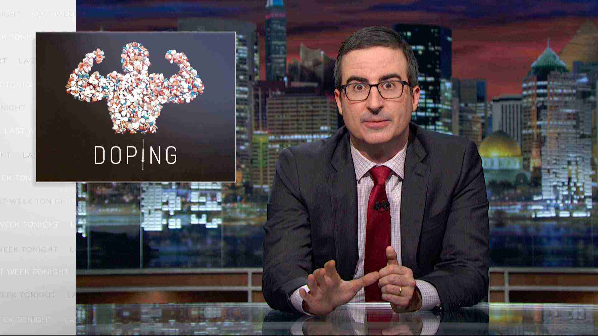 Doping: Last Week Tonight with John Oliver (HBO)