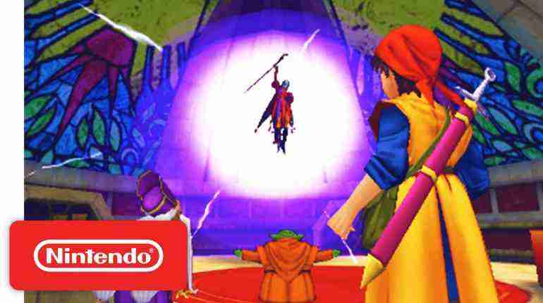 Dragon Quest VIII: Journey of the Cursed King – Accolades Trailer