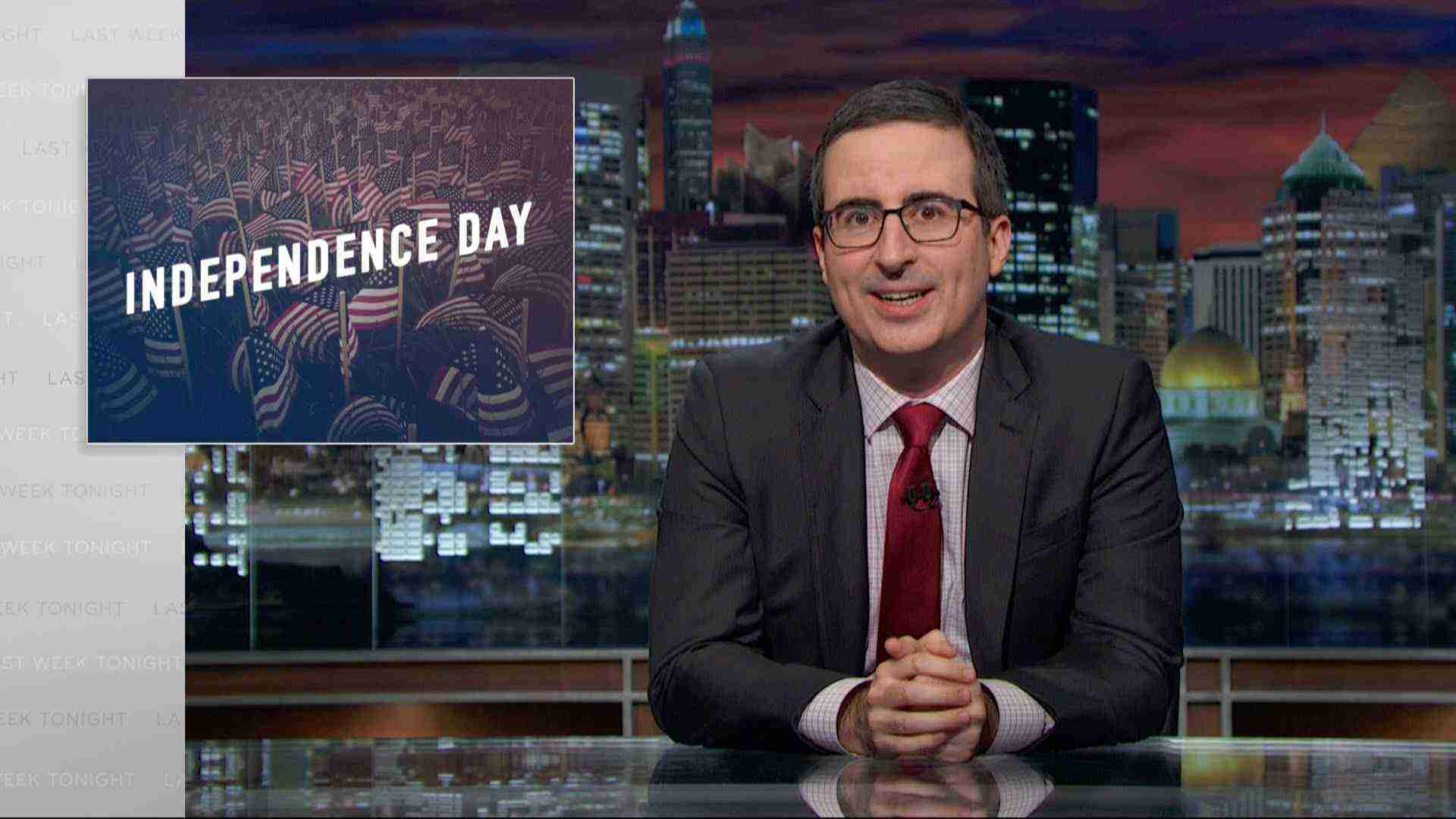 Independence Day (Web Exclusive): Last Week Tonight with John Oliver (HBO)