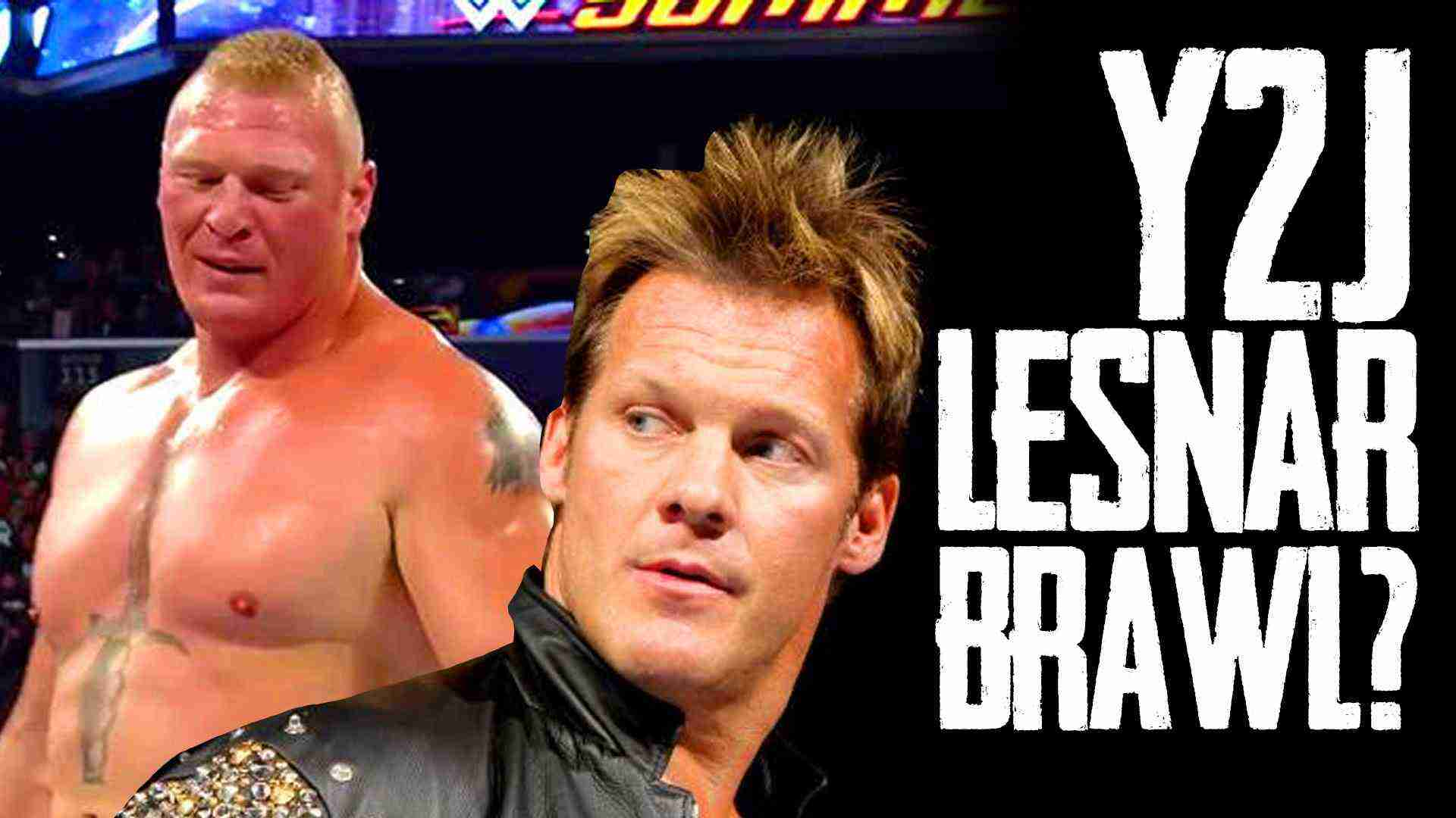 LESNAR AND JERICHO BRAWL BACKSTAGE? (WWE Raw Recap & Results 8/22/16 w/ Steve and Larson)