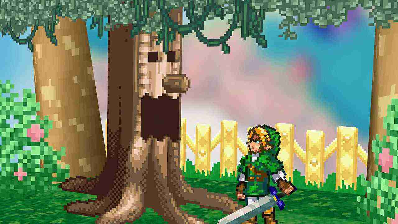 Link Fights Whispy Woods – Smash Champ S1E2