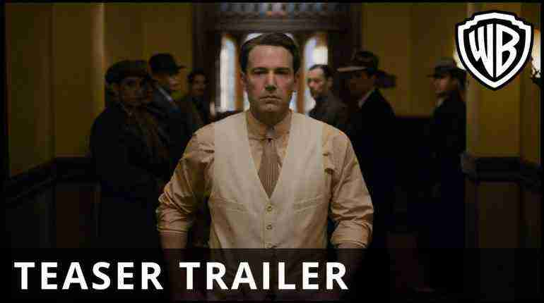 Live by Night – Teaser Trailer – Warner Bros. UK