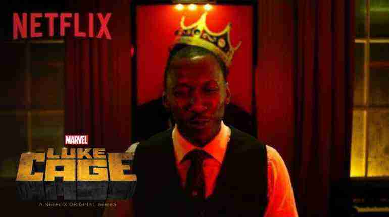 "Marvel's Luke Cage | Clip: ""Be King"" [HD] 