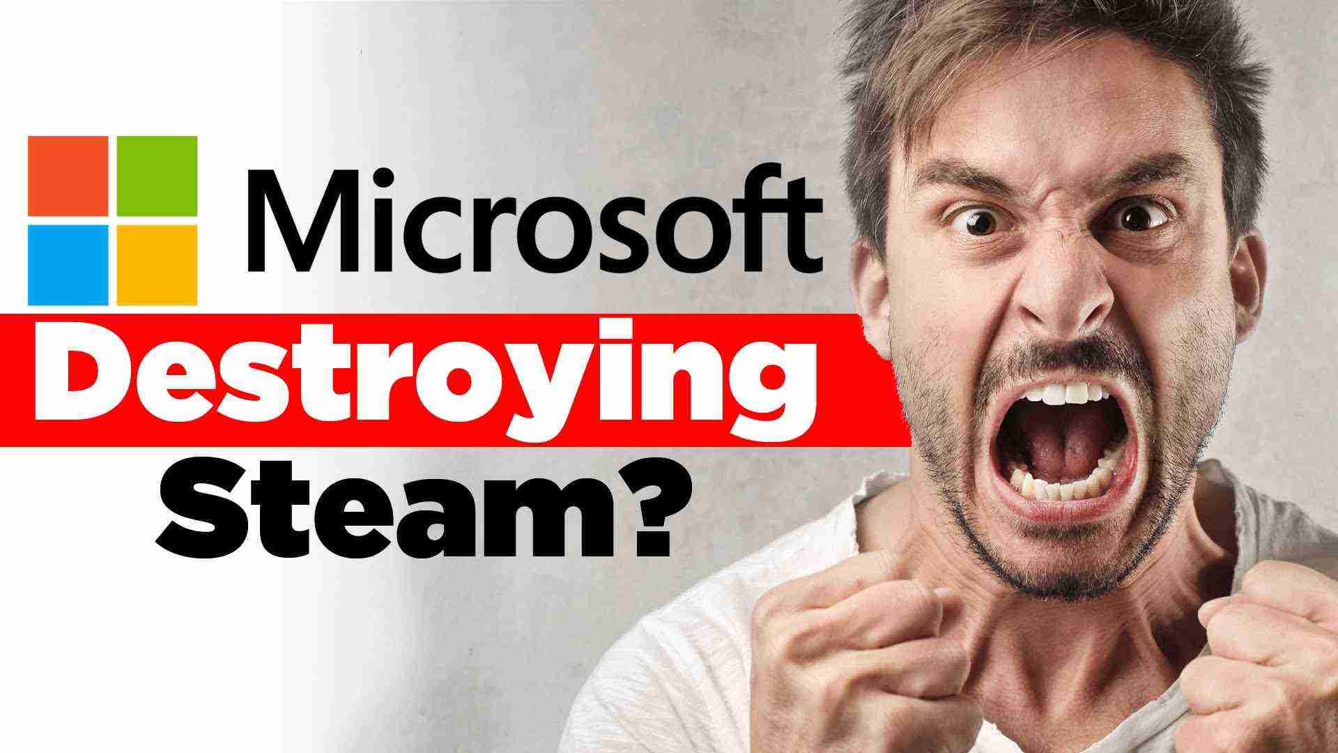Microsoft Slowly Destroying Steam? – Inside Gaming Daily
