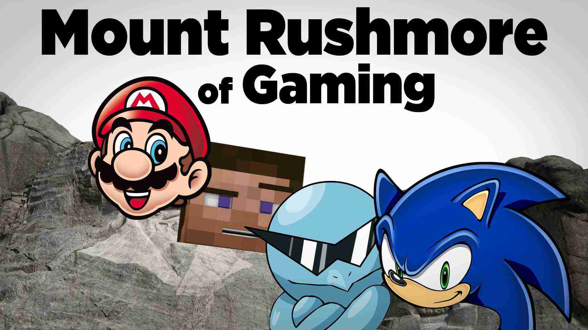 Mount Rushmore of Gaming – Inside Gaming Daily
