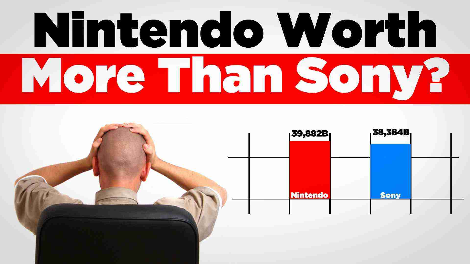 Nintendo Now Worth More Than Sony? – Inside Gaming Daily