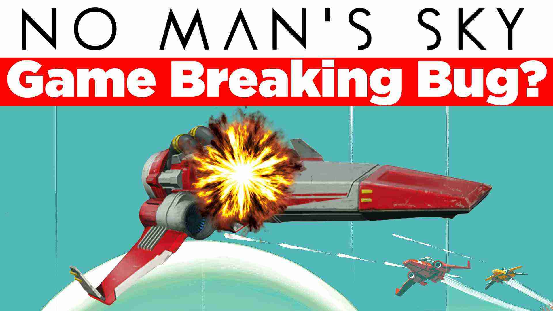 No Man's Sky Game BREAKING BUG? – Inside Gaming Daily
