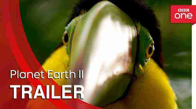 Planet Earth II: Trailer – BBC One