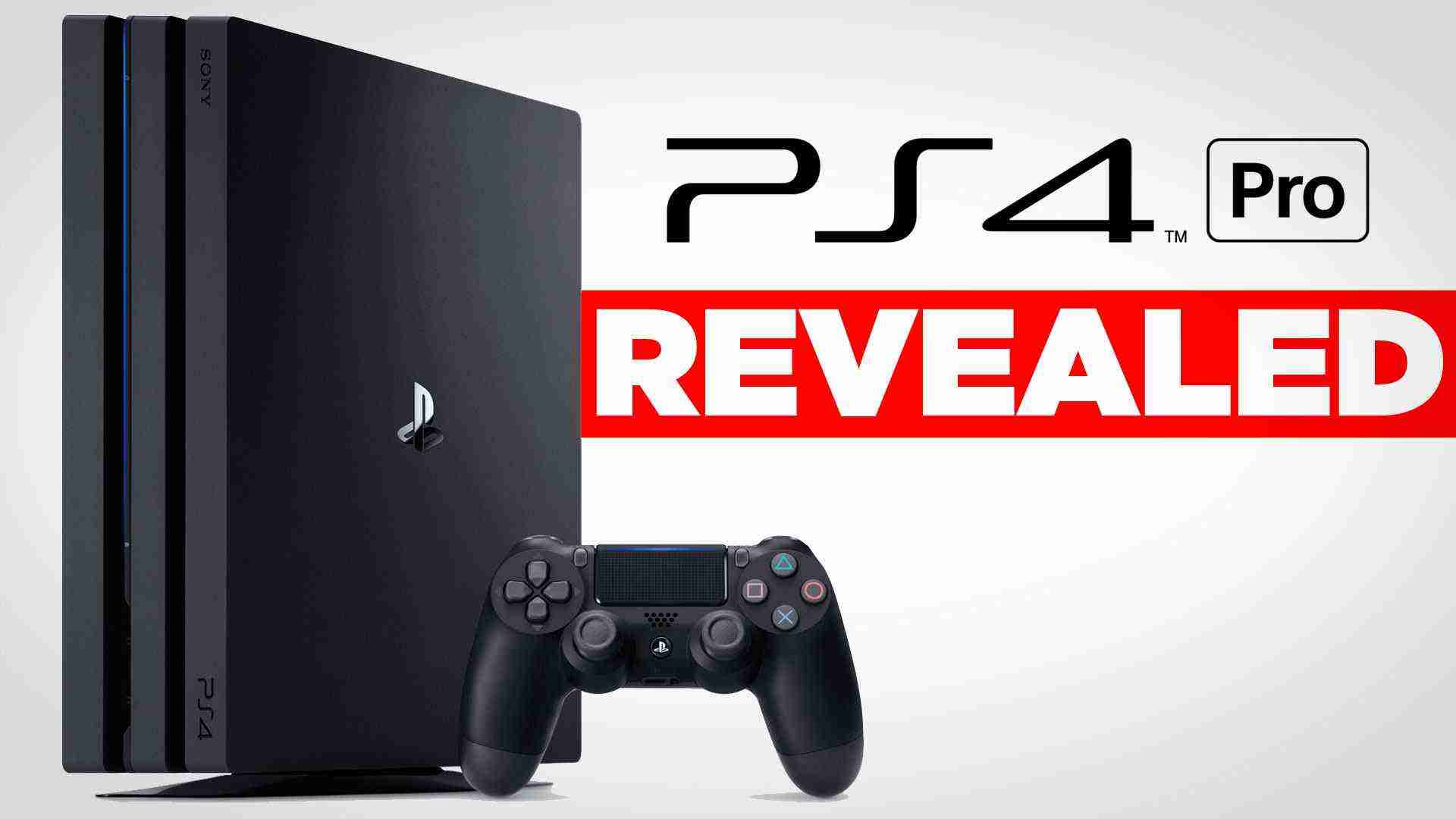 Playstation 4 Pro Release Date Revealed – Inside Gaming Daily
