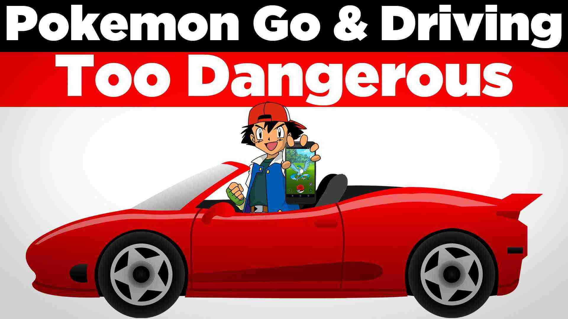 Pokemon Go and Driving TOO DANGEROUS and MORE – Inside Gaming Daily