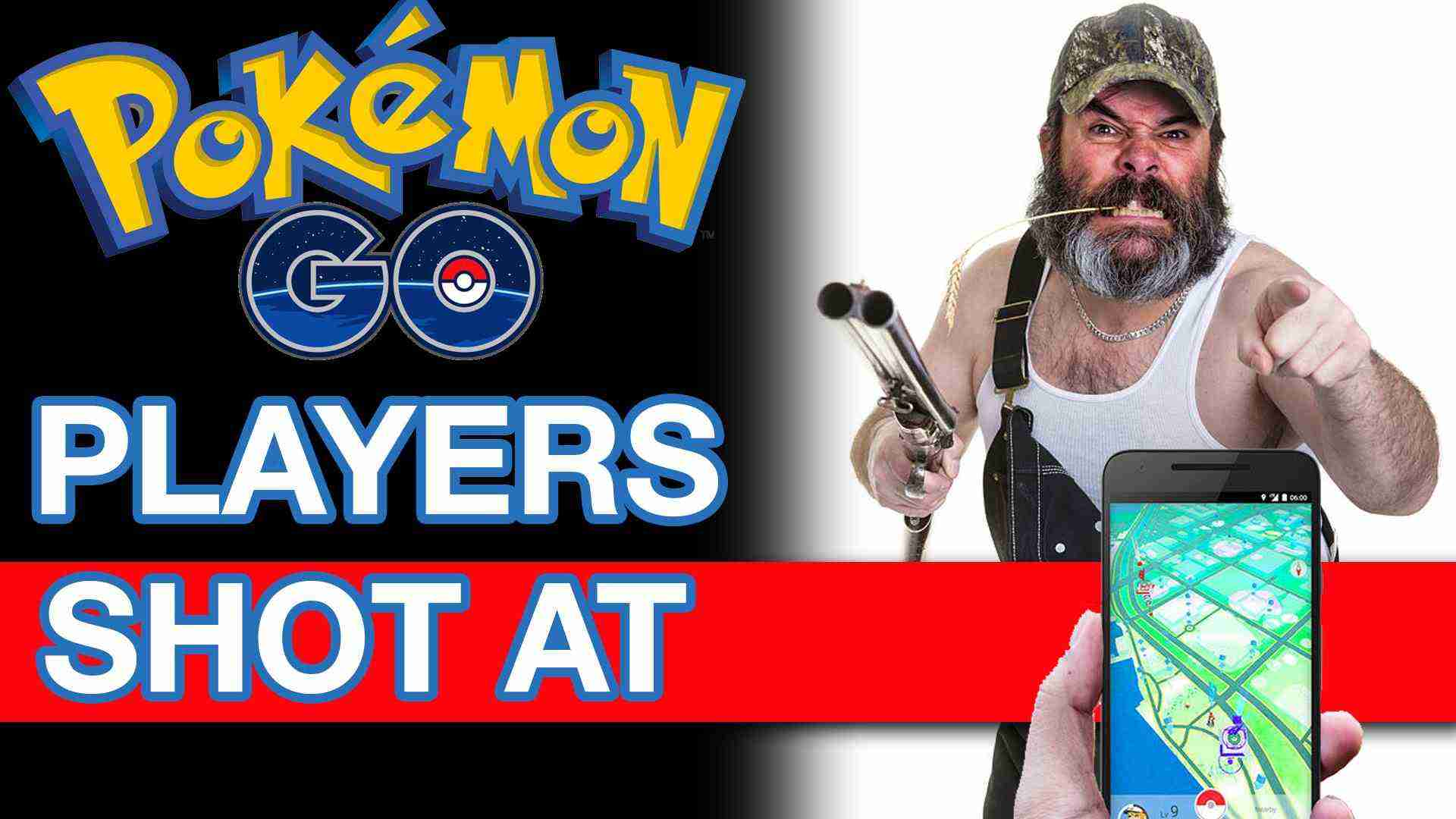 Pokemon Go Players Shot At – Inside Gaming Daily