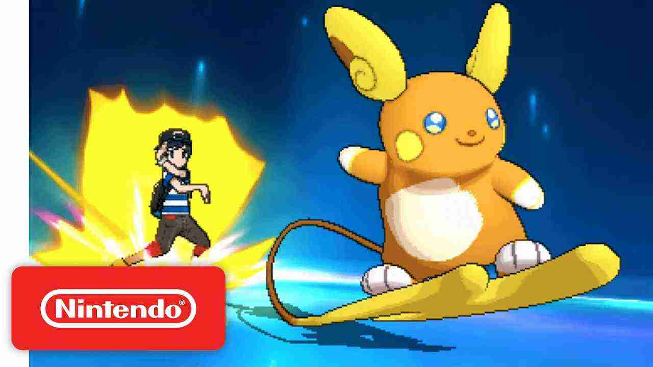 Pokémon Sun & Pokémon Moon: Adventure Together