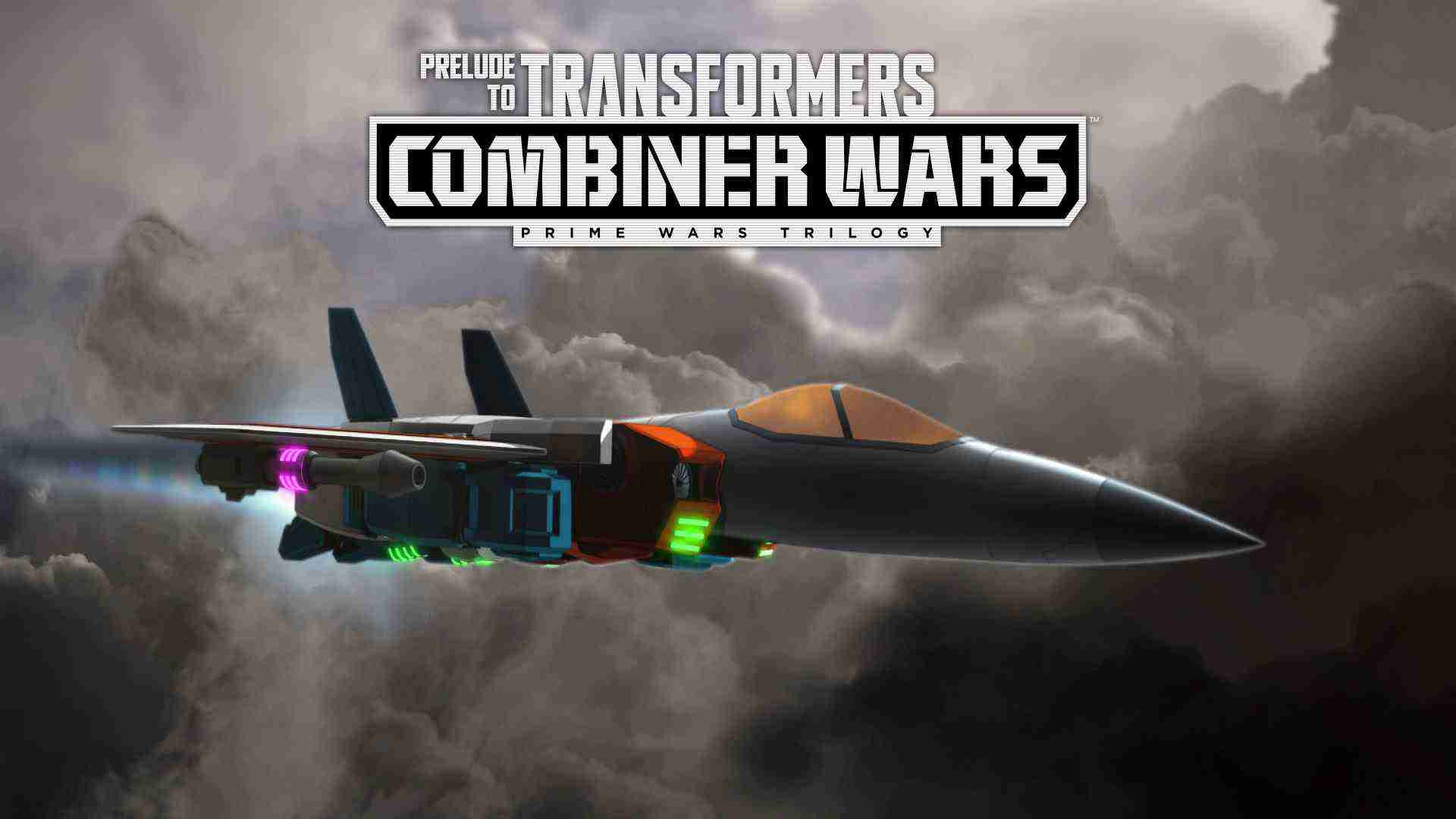 Prelude to Transformers: Combiner Wars – Starscream
