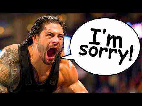 REIGNS FORCED TO APOLOGIZE? (NXT and WWE Smackdown Recap and Results w/ Steve and Larson)