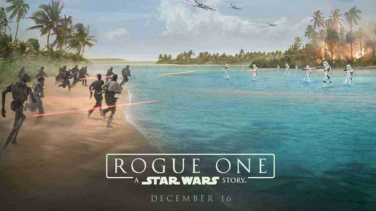 Rogue One: A Star Wars Story – Official Trailer #2