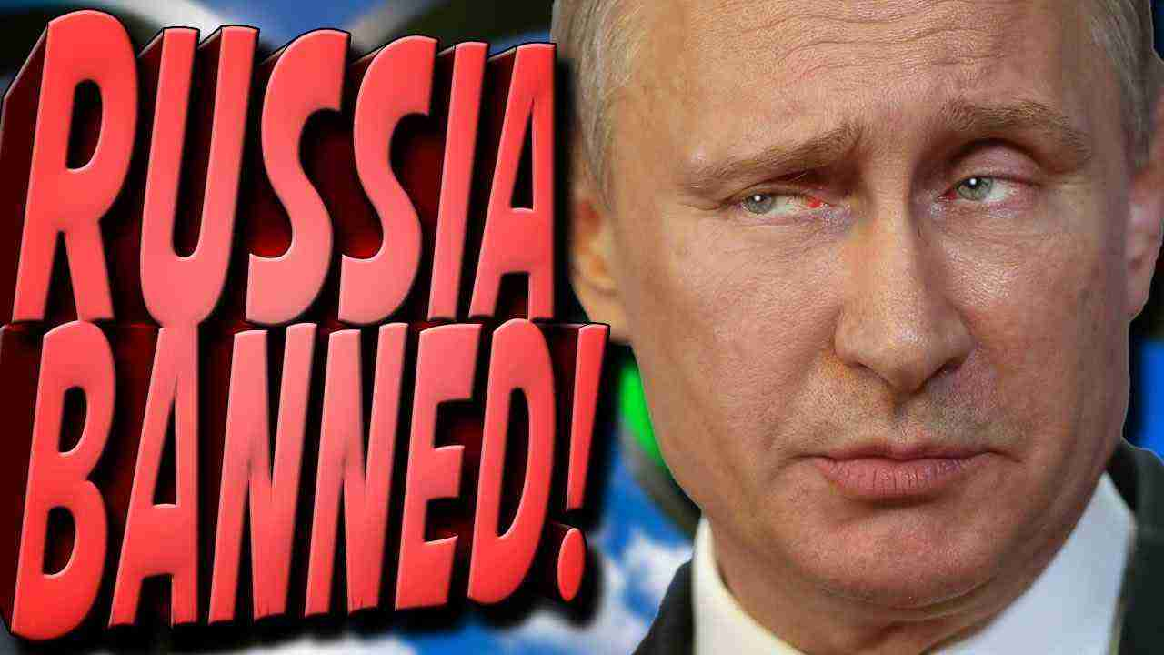 Russia BANNED From the Olympics!! – ETC Daily