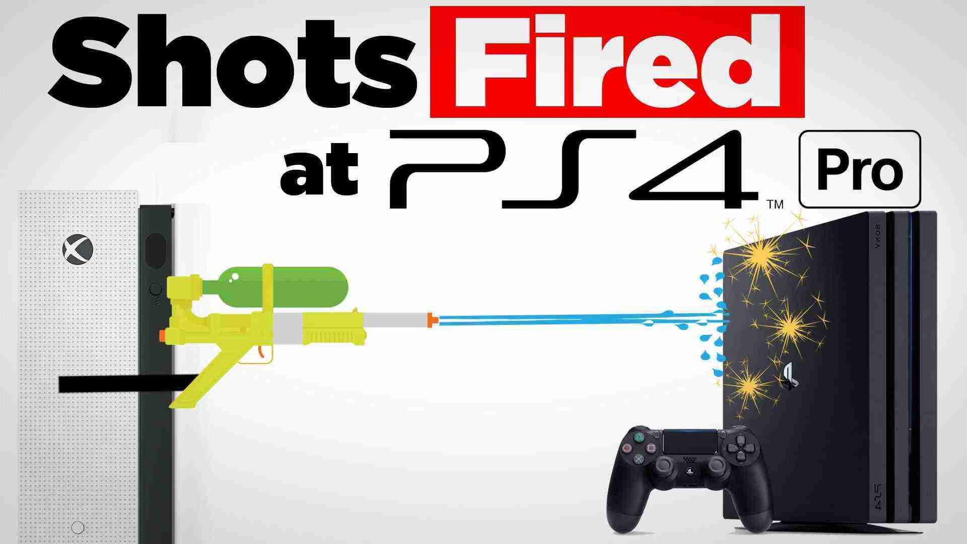 Shots FIRED at PS4 PRO – Inside Gaming Daily