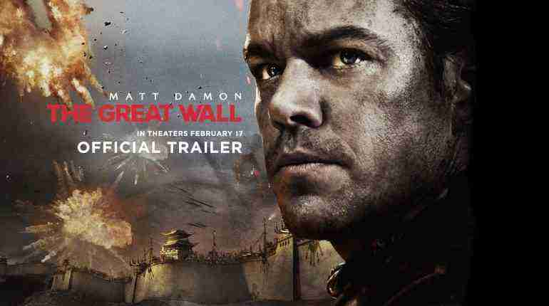 The Great Wall – Official Trailer – In Theaters February 2017 (HD)