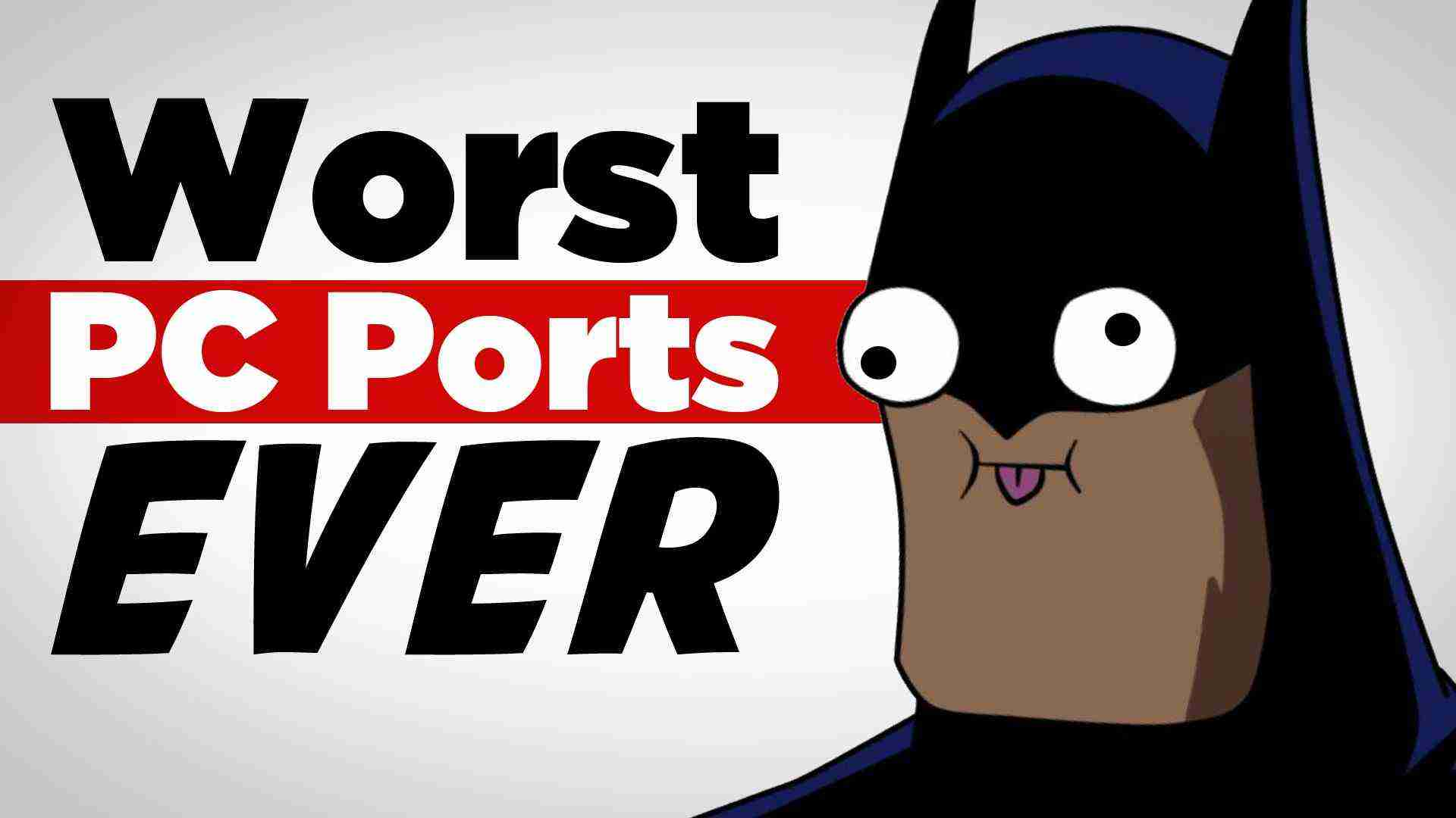 The Worst PC Ports EVER – Inside Gaming Daily