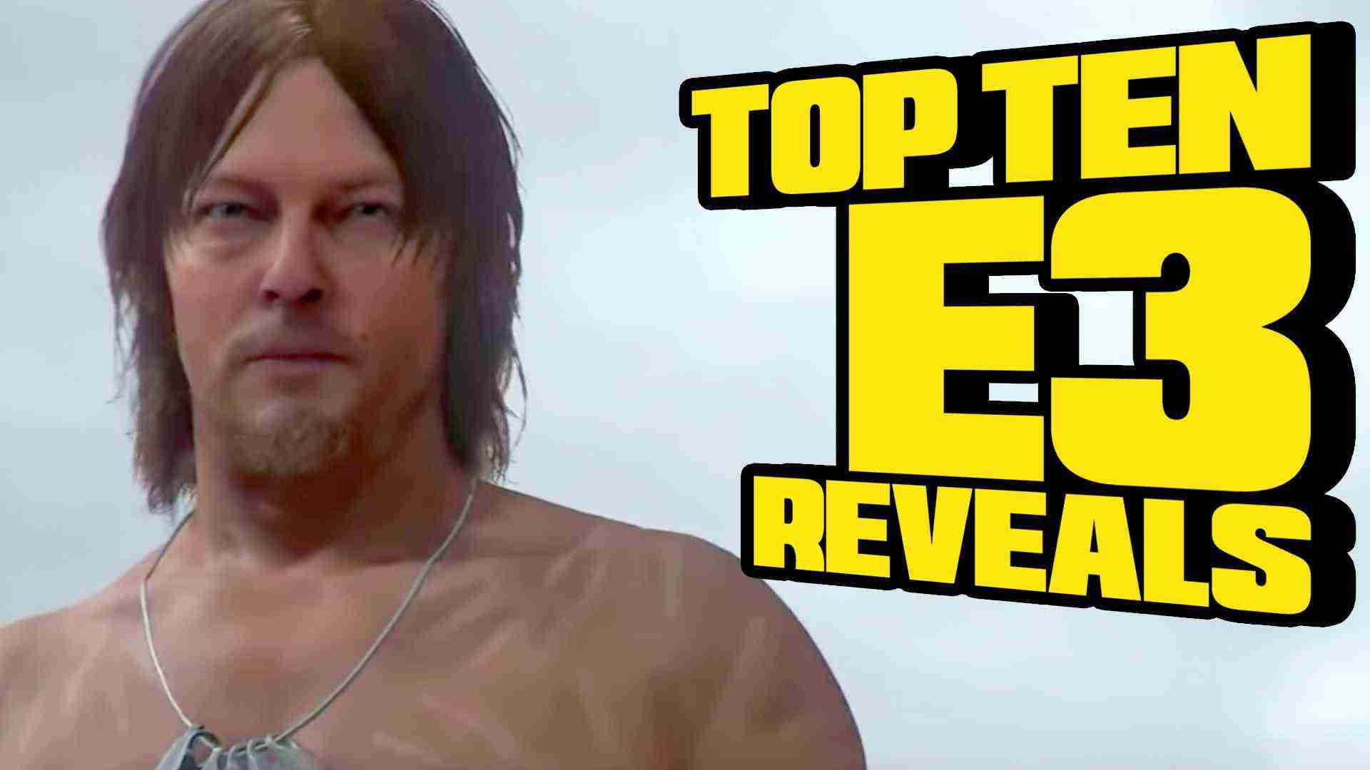 Top Ten E3 2016 Reveals – TenFTW