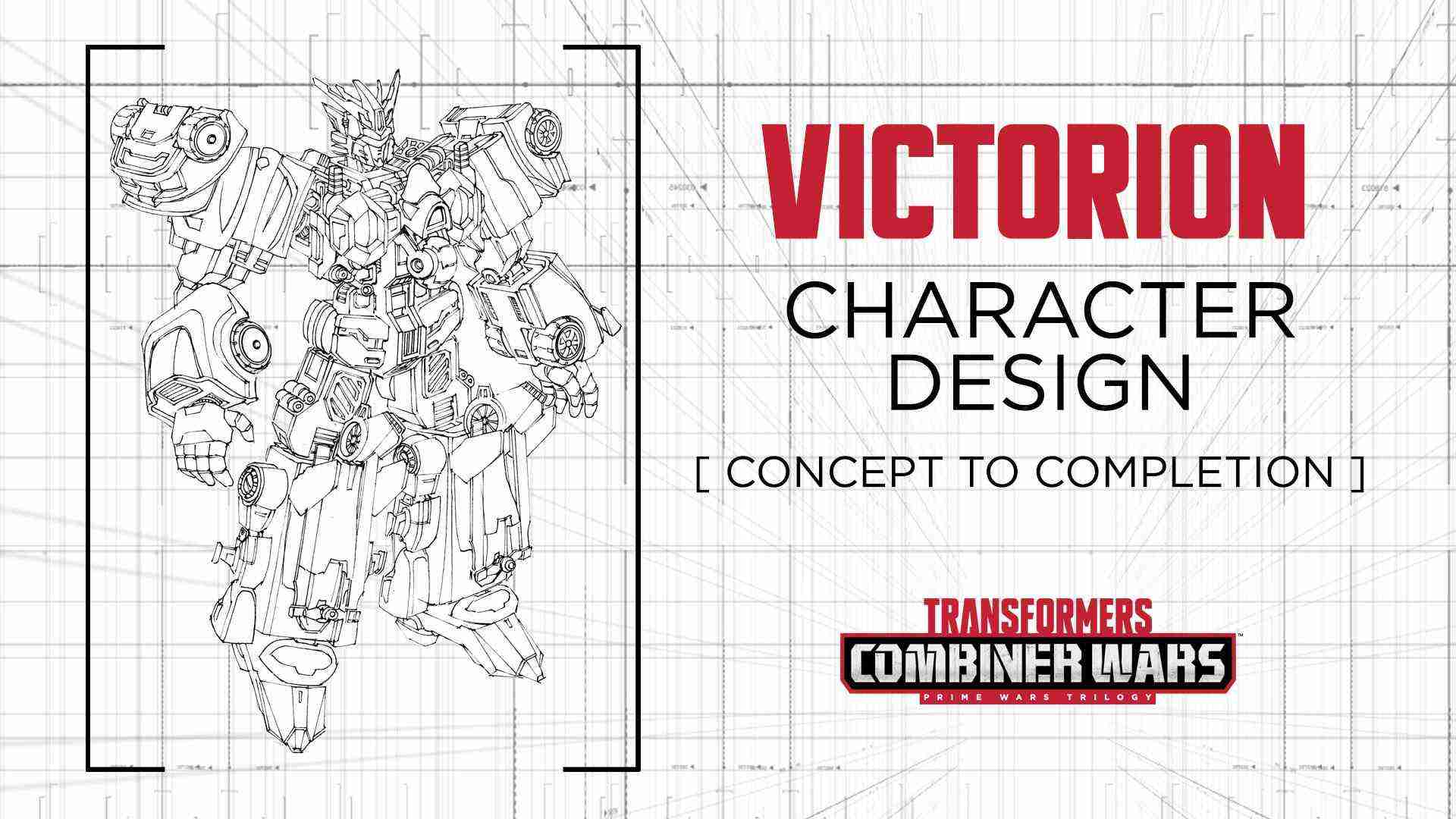 Victorion: 360 Character Design