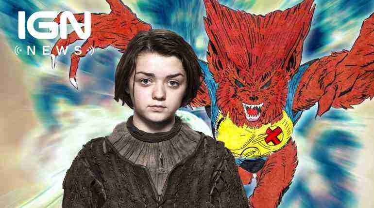 X-Men: The New Mutants Director All But Confirms Maisie Williams Casting – IGN News