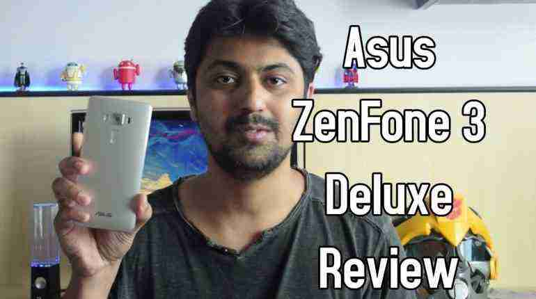 Asus ZenFone 3 Deluxe Review: Is the high price justified?
