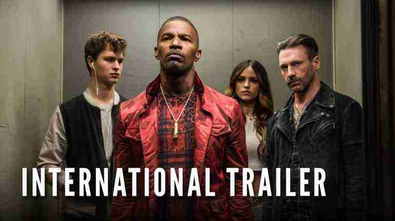 BABY DRIVER – Official International Trailer (HD)