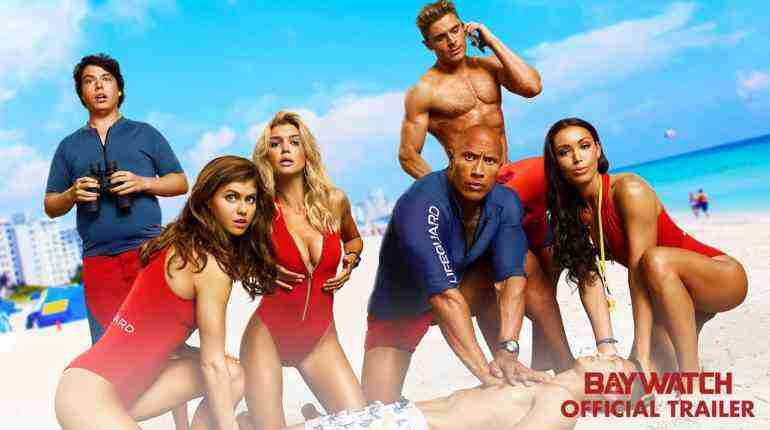 Baywatch (2017) -Official Trailer – Paramount Pictures
