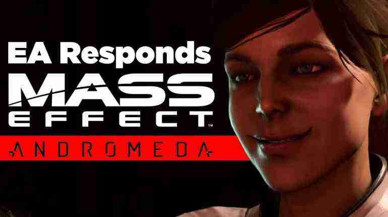 EA Responds to Mass Effect Andromeda Problems – Gaming News