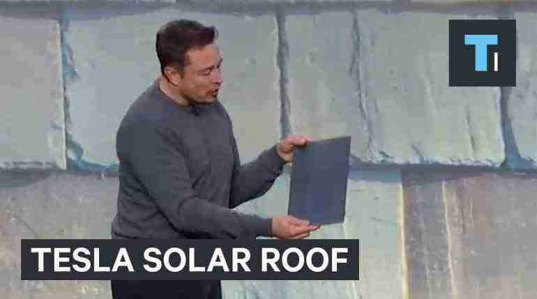 Everything you need to know about Tesla's Solar Roof