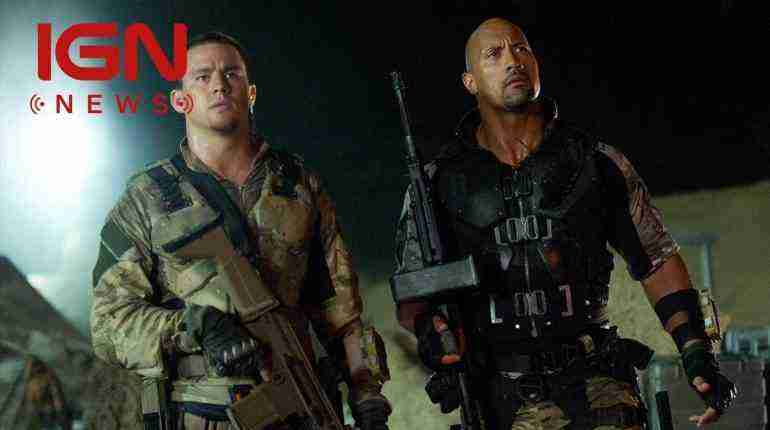 G.I. Joe: Hasbro Seeks to Reboot Movie Franchise With 'Millennial Approach' – IGN News